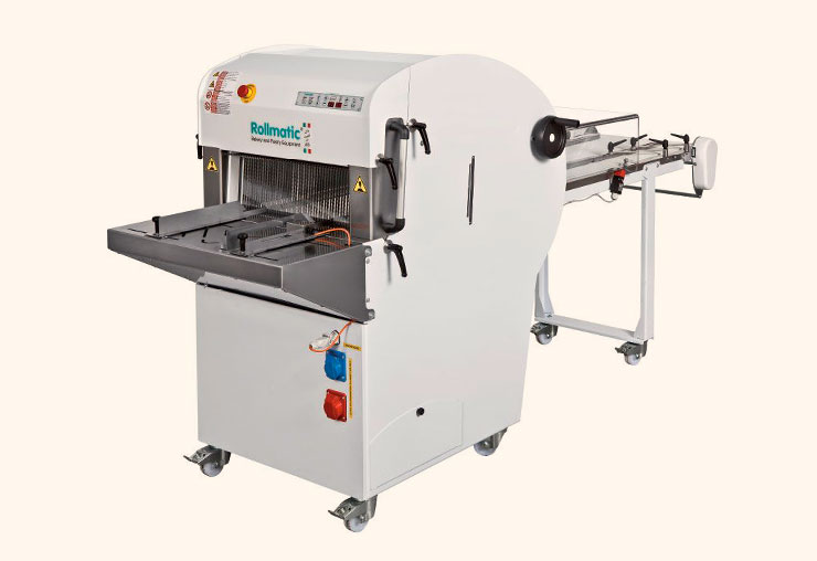 guyon west bakery equipment automatic mr 52