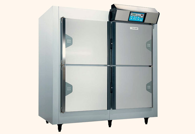 guyon west bakery equipment deep freezers preserver