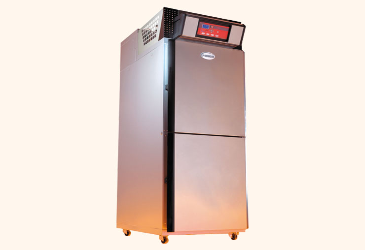 guyon west bakery equipment cabinet retarder proofer