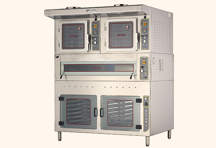 guyon west bakery equipment custom ovens
