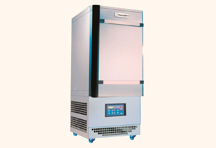 guyon west bakery equipment deep freezers
