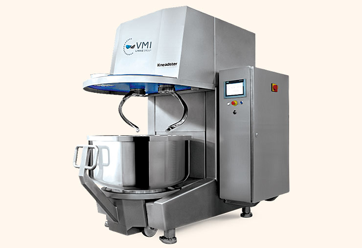guyon west bakery equipment double spiral mixer vmi