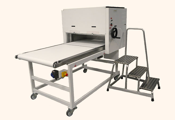 guyon west dough processing table