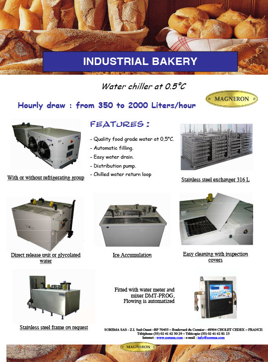 guyon west high capacity chiller industrial
