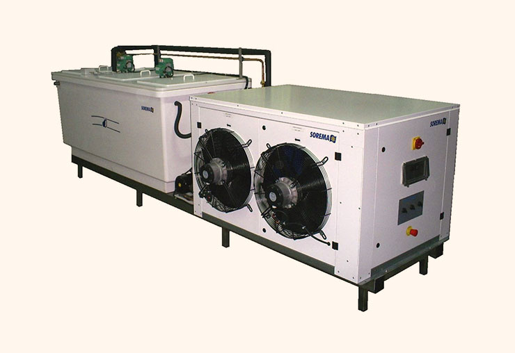 guyon west bakery equipment high capacity chiller industrial