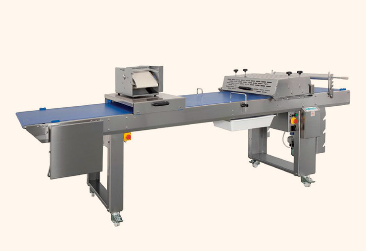 guyon west bakery equipment makeup tables TB30 35