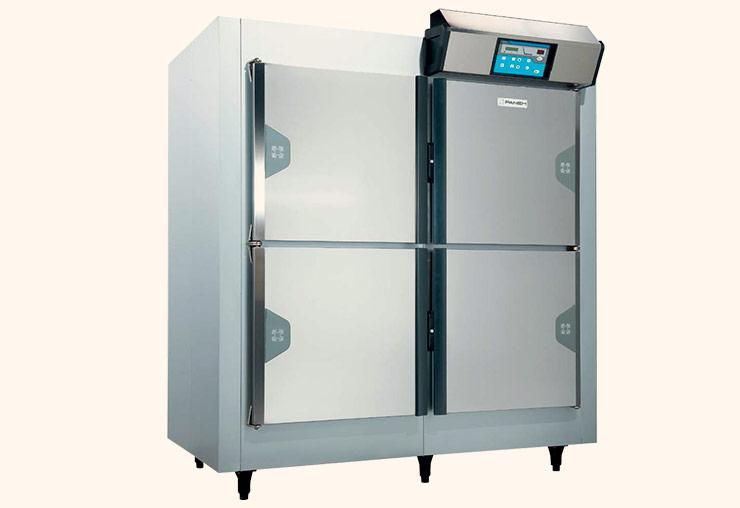 guyon west bakery equipment panem deep freezers