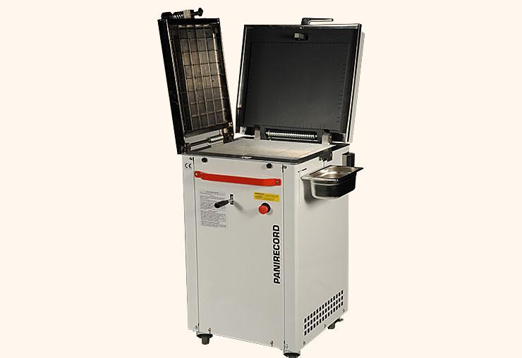 guyon west bakery equipment panirecord hydraulic divider
