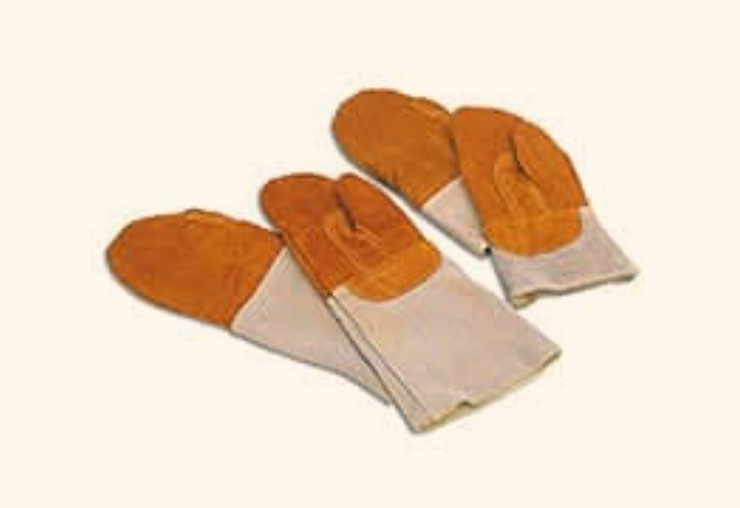 guyon west accessories mitt