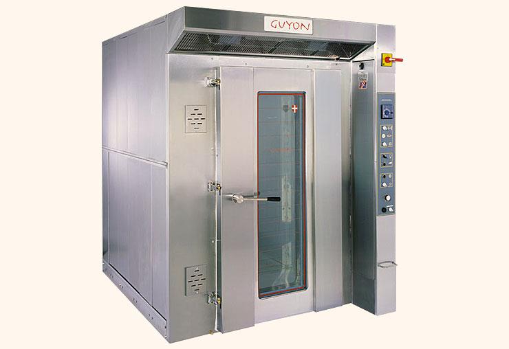 guyon west bakery equipment rack ovens