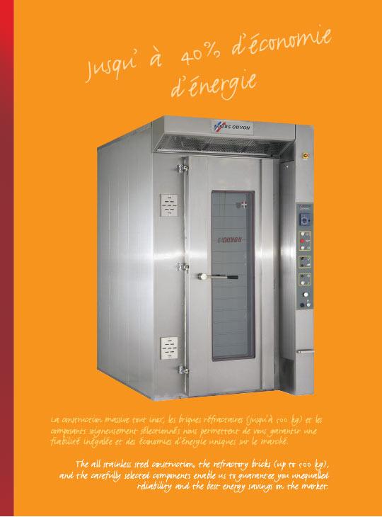 guyon west rack ovens