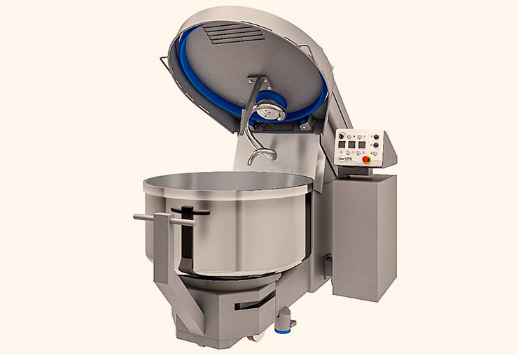 guyon west bakery equipment removable bowl spiral mixer vmi