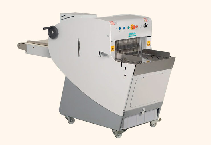 guyon west bakery equipment slicers rollmatic